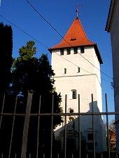 Nagyszalonta, Csonka torony, Fotó: WR