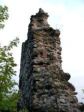 Cetatea Dezna, Dezna , Foto: Szabó Tibor