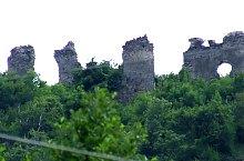 Cetatea Dezna, Dezna , Foto: Octavian Costea