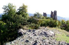 Cetatea Dezna, Dezna , Foto: Hám Péter