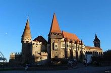 Castelul Hunedoara, Hunedoara , Foto: Florin Arjocu