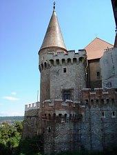 Castelul Hunedoara, Hunedoara , Foto: Fekete István