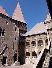 Castelul Hunedoara, Hunedoara , Foto: Mircea Vâlcu