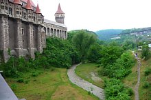 Castelul Hunedoara, Hunedoara , Foto: László János