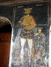 Cozia kolostor, Bolnita templom, Călimănești , Fotó: WR
