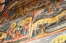 Manastirea Cozia, Paraclisul de Sud, Calimanesti , Foto: pr. Beniamin