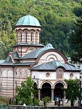 Cozia monastery, Călimănești