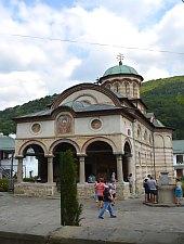 Cozia monastery, Călimănești , Photo: WR