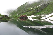 Bâlea Lake, DN7c Transfăgărășan·, Photo: Andreia Izabela