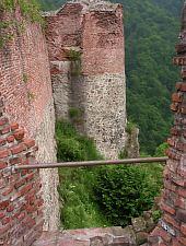 Poenari fortress, DN7c Transfăgărășan·, Photo: Răzvan Sabău