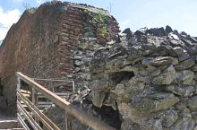 Poenari fortress, DN7c Transfăgărășan·, Photo: Maria Cristina Oprea