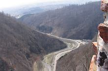 Poenari fortress, DN7c Transfăgărășan·, Photo: Cosmin Leonte