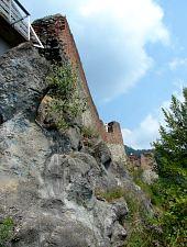 Poenari fortress, DN7c Transfăgărășan·, Photo: Cătălin Nicoară