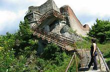 Poenari fortress, DN7c Transfăgărășan·, Photo: Cătălin Nenciu