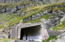 Transfăgărășan tunnel, DN7c Transfăgărășan·, Photo: Cătălin Lucan
