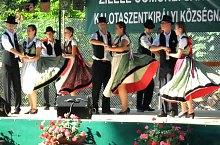 Felszeg Gyöngye néptáncegyüttes - Kalotaszentkirály, Fotó: Lovász Judít