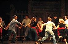 Maros folk ensemble - Tîrgu Mureș