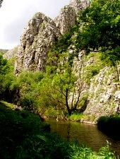 Tureni gorge, Tureni , Photo: Hám Péter