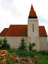 Medieval church, Feleacu , Photo: Ilie Olar