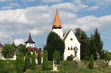 Medieval church, Feleacu , Photo: Ana Maria Catalina