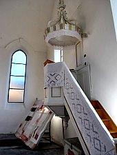 Református templom, Csucsa , Fotó: WR