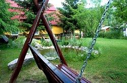 Sanda panzió, Lesui tó , Fotó: WR