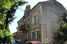 Jakabfi house, Aleșd , Photo: WR