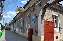 District Court Building, Aleșd , Photo: WR