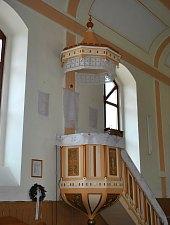 Reformed church, Aleșd , Photo: WR