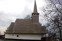 Biserica de lemn, Botean , Foto: Țecu Mircea Rareș
