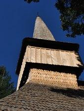 Wooden church, Bucea , Photo: WR