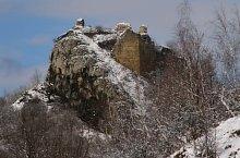 Cetatea Liteni , Foto: Hám Péter