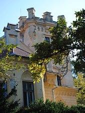 Castle Zichy, Gheghie , Photo: WR