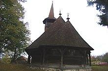 Wooden church, Luncșoara , Photo: Țecu Mircea Rareș