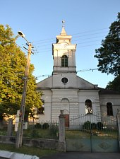 Reformed church, Săvădișla , Photo: WR