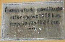 Parohia reformata, Savadisla , Foto: WR