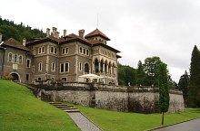 Cantacuzino kastély, Busteni , Fotó: Iánosi Zoltán
