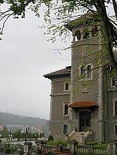 Castelul Cantacuzino, Busteni , Foto: Iánosi Zoltán