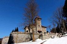 Cantacuzino kastély, Busteni , Fotó: Nicolae Buculei