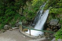 Urlatoarea Waterfall, Busteni , Photo: Mezei Elemér