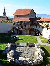 Cetatea, Feldioara , Foto: Csedő Attila