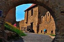 Cetatea Rupea, Rupea , Foto: Cristian Laubach