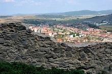 Cetatea Rupea, Rupea , Foto: WR