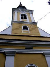 Criț (Deutschkreuz), Evangelical  fortified church, Photo: Bogdan Bălăban