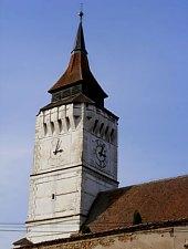 Feldioara, Biserica fortificată, Foto: Bogdan Bălăban