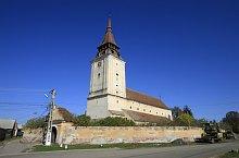 Biserica fortificata, Feldioara , Foto: Tudor Seulean
