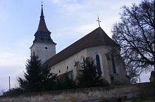 Biserica fortificata, Feldioara , Foto: Bogdan Bălăban