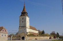 Biserica fortificata, Feldioara , Foto: Bogdan Apostoaia