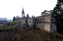 Cetatea inainte de restaurare, Feldioara , Foto: Ionuț Măciuca