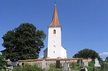 Unitárius templom, Olthéviz , Fotó: Márkó László